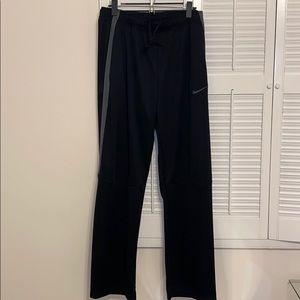 New Nike Black Track Pants size Large